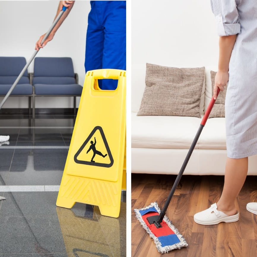 Floor Cleaning Services San Diego, CA